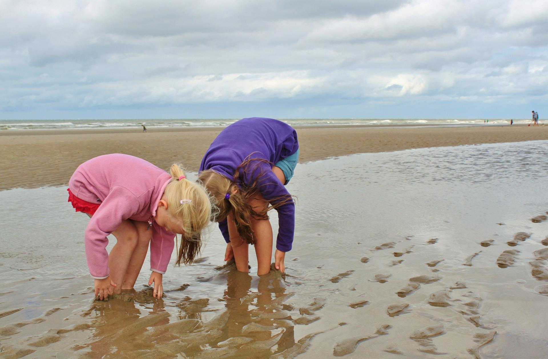 Explorarea – nevoie esențială a copilului